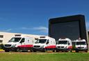 Governo do Estado e AL realizam entrega de ambulâncias para municípios