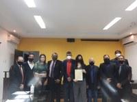 Moção de pesar à família do saudoso José Pereira Neto.