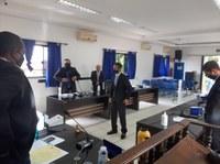 Posse vereador Fagner Pereira da Silva. Partido MDB